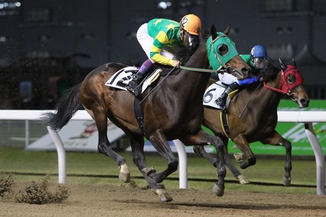 200417 2020川崎ジョッキーズカップ第1戦-05 優勝は増田充宏騎手