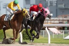 200513 山崎誠士騎手1日5勝-01 2R:ビビリタマ
