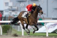 200513 山崎誠士騎手1日5勝-03 8R:ヒズライフ