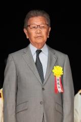200413 川崎競馬 優勝競走馬・厩舎関係者表彰-01 岩本洋調教師