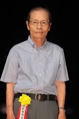 200413 川崎競馬 優勝競走馬・厩舎関係者表彰-02 相澤新七調教師補佐