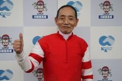 200413 川崎競馬 優勝競走馬・厩舎関係者表彰-10 森下博元騎手