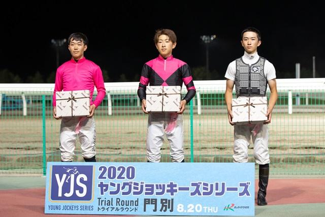 200820 ヤングジョッキーズシリーズTR門別-20