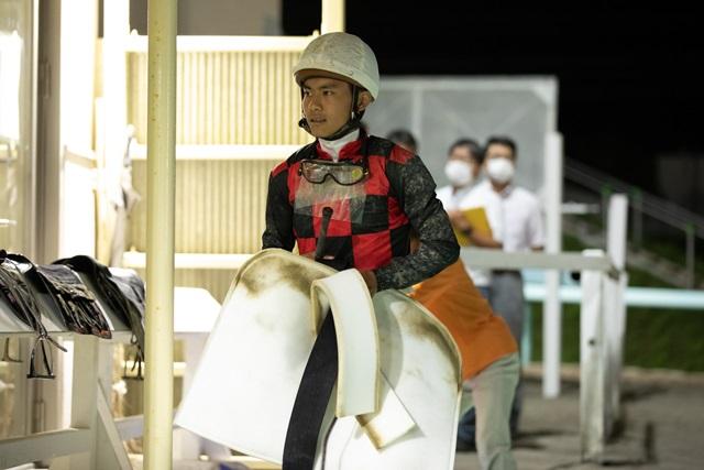 200820 古岡勇樹騎手