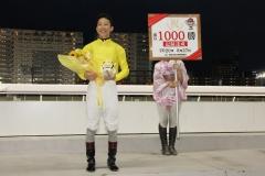 200902 町田直希騎手1,000勝達成報告会-04