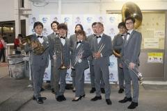 200902 川崎競馬ロジータブラス 平場ファンファーレ生演奏-02