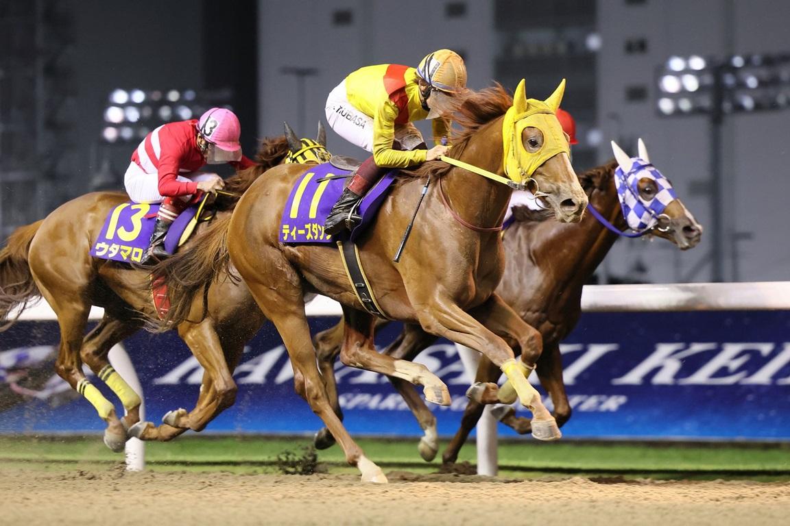 200916 戸塚記念-01 優勝はティーズダンク
