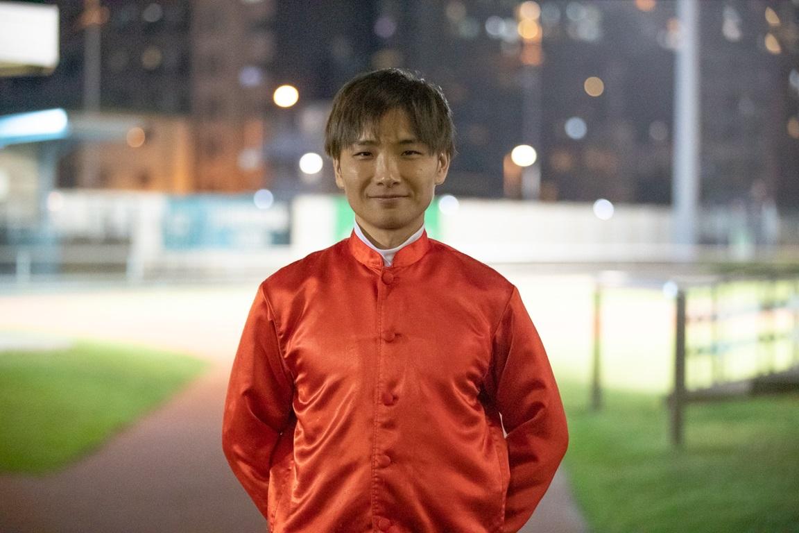 山崎誠士騎手