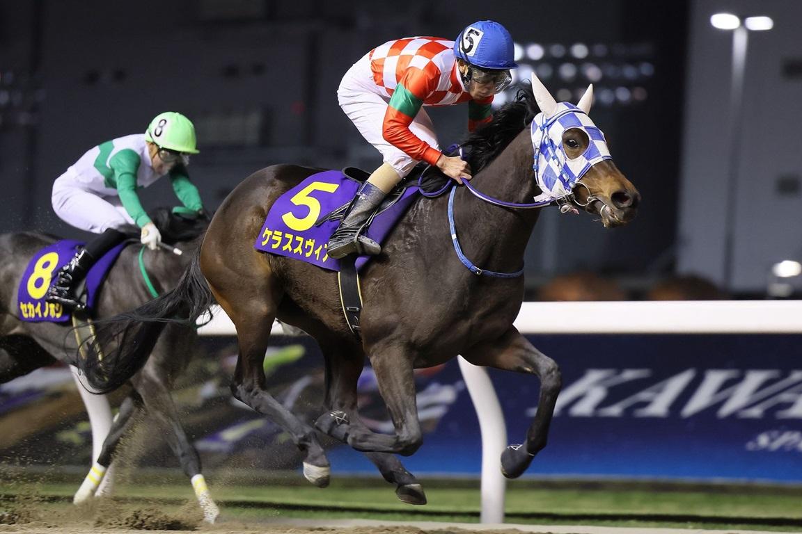 201110 ローレル賞-01 優勝はケラススヴィア