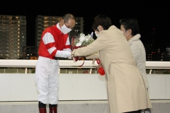 201113 森下博元騎手引退セレモニー-24