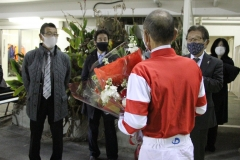 201113 森下博元騎手引退セレモニー-29