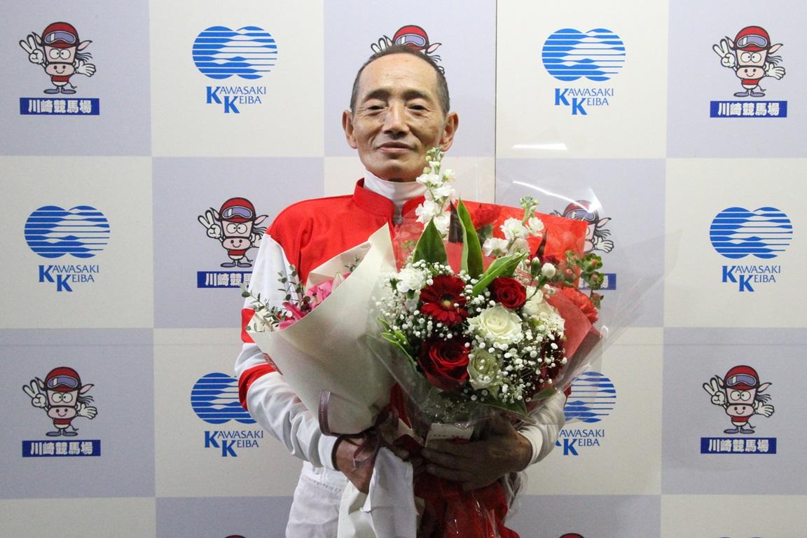201113 森下博元騎手引退セレモニー-30