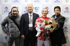 201113 森下博元騎手引退セレモニー-33
