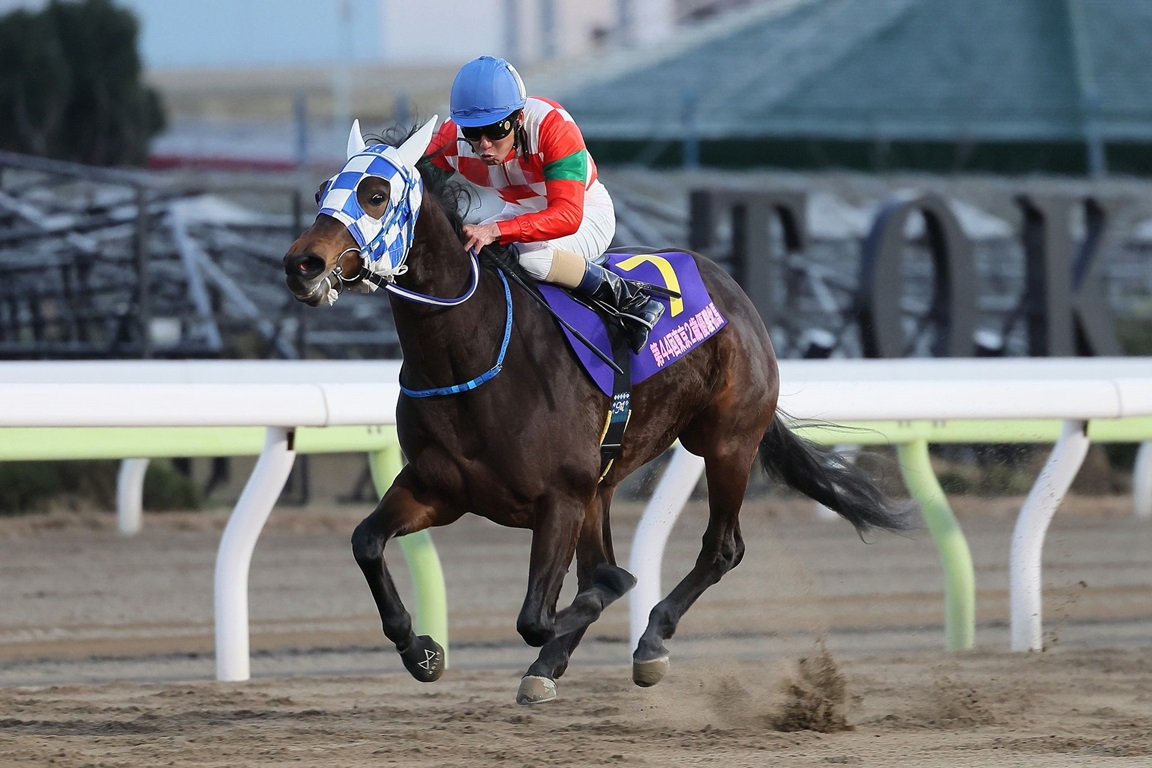 201231 東京2歳優駿牝馬-01 優勝はケラススヴィア