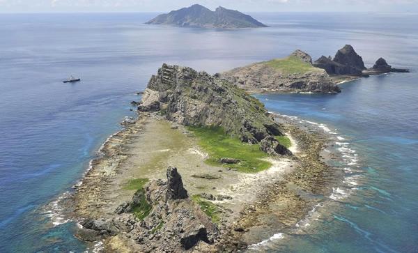 中国が領土的野心を隠さない尖閣諸島
