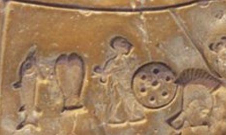 マナセ民 双翼と円盤