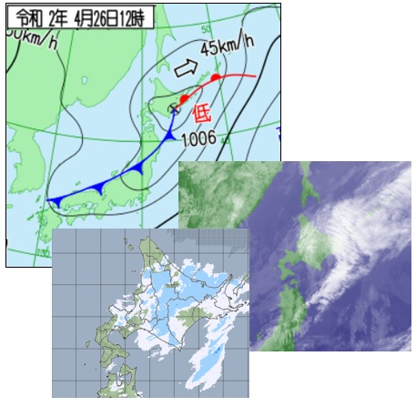 20200426天気図など
