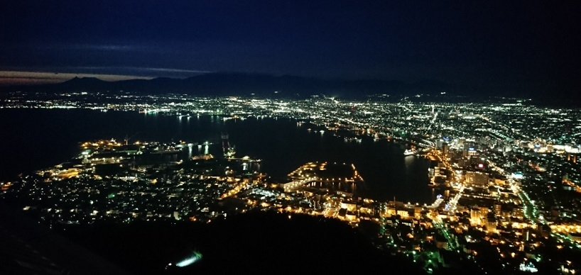 20200602函館の夜景