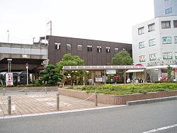 JR 忍ケ丘