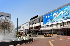 JR 岡山駅東口