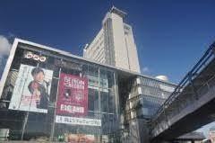 JR 岡山駅西口