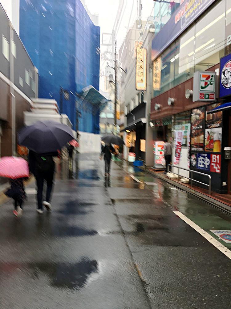 今日あたり梅雨入りの噂がある東京5 by占いとか魔術とか所蔵画像