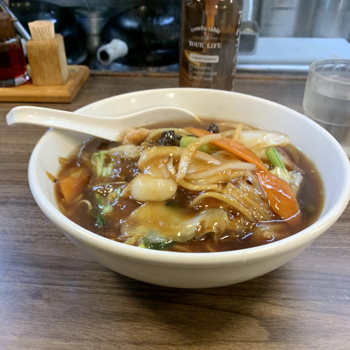 広東麺 by天空オフィシャルブログ所蔵画像