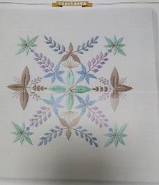 0225 刺繍
