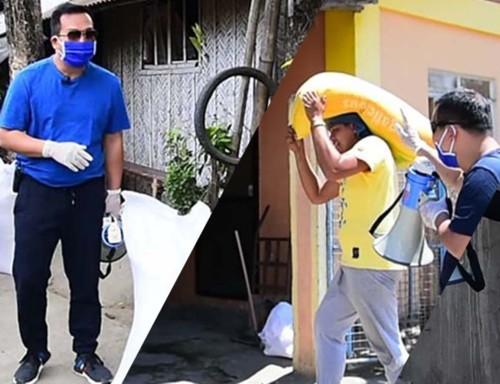 50 kilos rice delivery