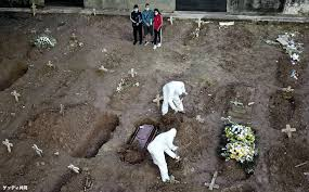 Nikkei burial Brasil