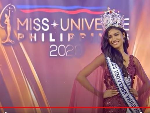 Miss Universe Philippines 2020 (1)