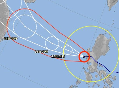 Ulysses tracking 111220-9am