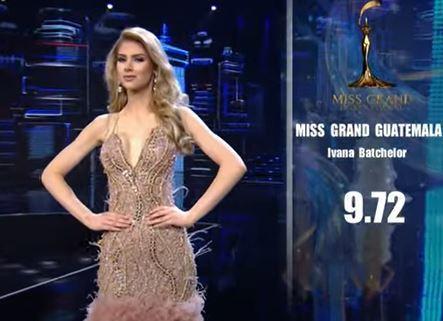 Miss Grand International 20 Guatemala