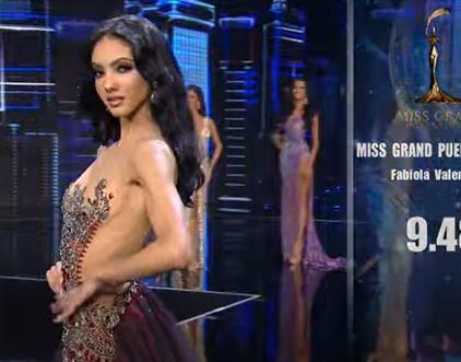 Miss Grand International 20 Puerto Rico
