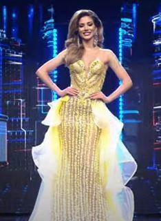 Miss Grand International 20 Argentina