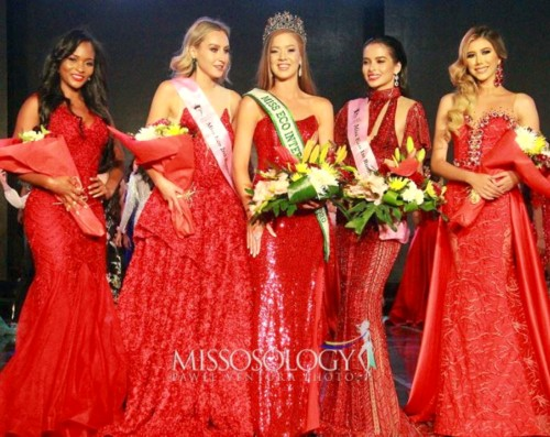 miss eco international 2020 coronation (1)
