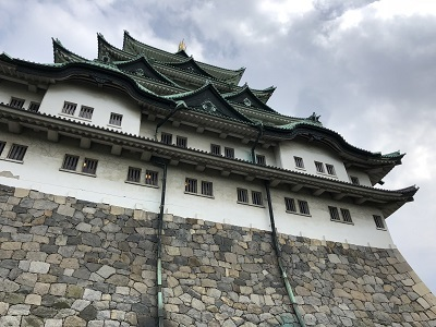 名古屋城石垣