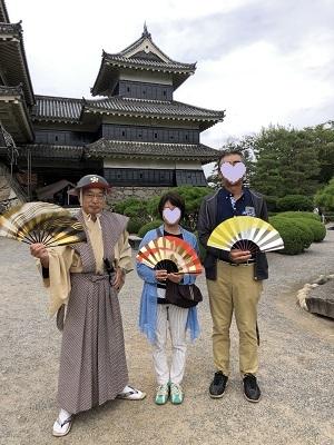 松本城お奉行