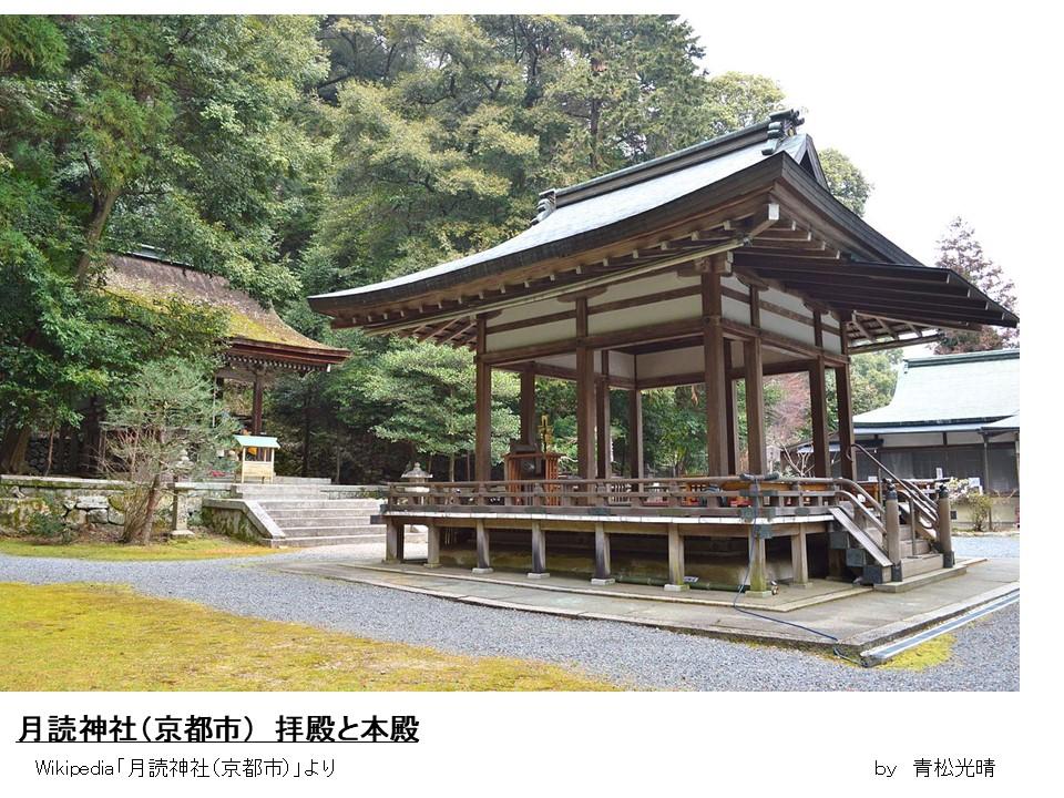 月読神社・京都