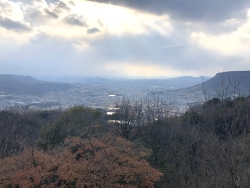 八栗寺展望台