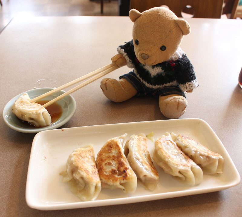 餃子を 焼肉・ラーメン クマちゃん 200810