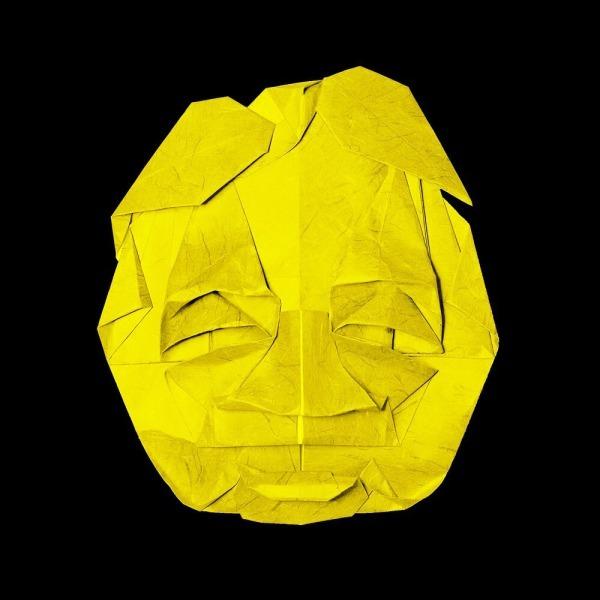 「細野晴臣さん」 by 松尾貴さんの折り顔 サムネイル画像