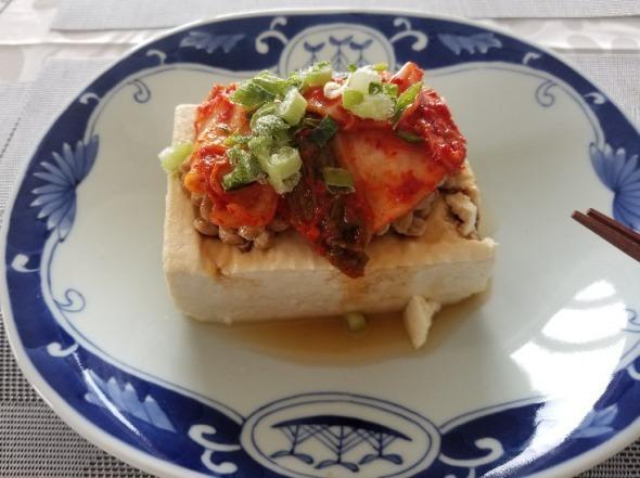 豆腐・納豆・キムチ サムネイル画像