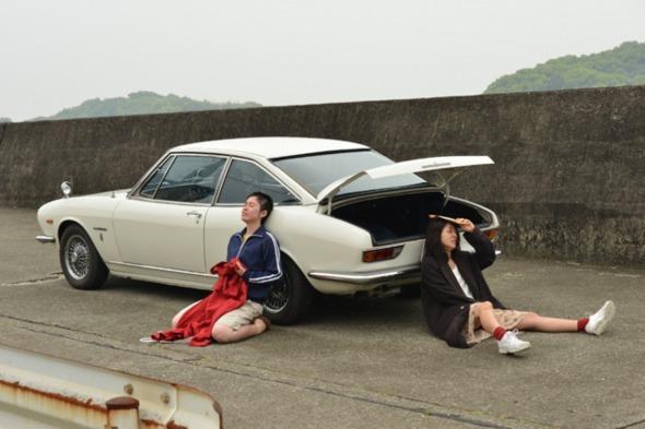 「0.5ミリ」 by 安藤モモコ (2014年) サムネイル画像