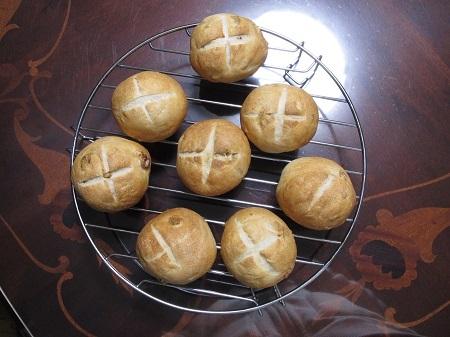 くるみパン202102