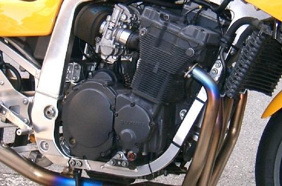 油冷エンジン