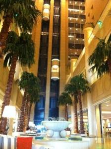 オリエンタルホテルエレベータ