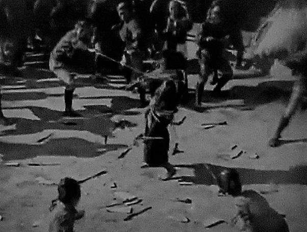 11 20.5.29 森の境界線、畑の花、映画雄呂血 (35)