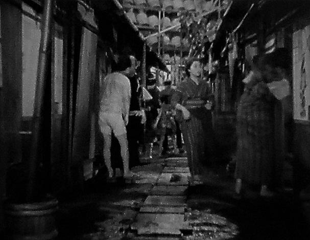 20.6.19 絵「ボワと茄子とキウリ」映画「人情紙風船」ほか4本 (47)