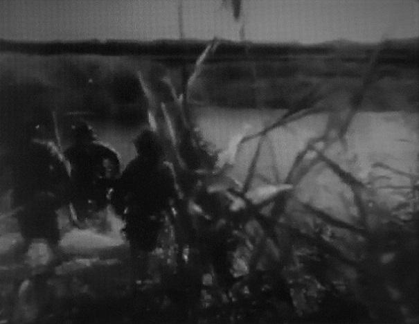 20.6.19 絵「ボワと茄子とキウリ」映画「人情紙風船」ほか4本 (123)